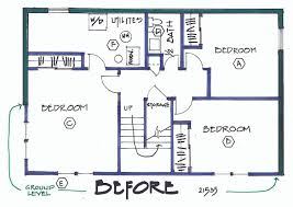 house plans without open concept bedroom inspired split plan