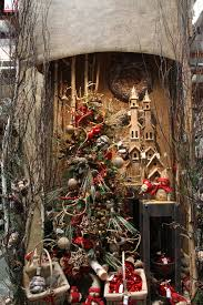 rustic christmas display shinoda design center