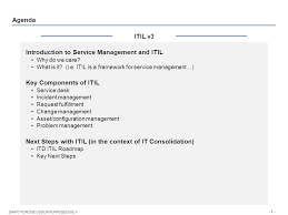Service Desk Change Management Introduction To Service Management And Itil Ppt Download