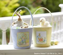 rabbit easter basket get rabbit easter baskets for 6 shipped from pottery barn kids