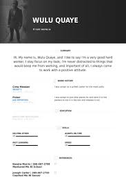 Software Architect Resume Examples by Crew Member Resume Samples Visualcv Resume Samples Database