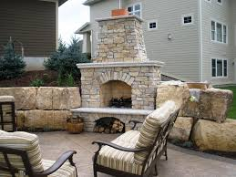 cost of firerock outdoor fireplace important tips to consider