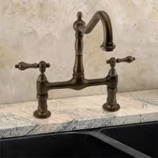 Bridge Faucets For Kitchen by Wall Mount Kitchen Faucet With Hand Spray Event Space Ideas