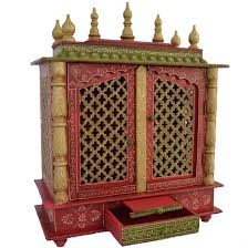 Mandir Decoration At Home Buy Home Temple Wooden Temple Pooja Mandir Mandap Temple For
