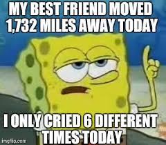Moving Away Meme - ill have you know spongebob meme imgflip