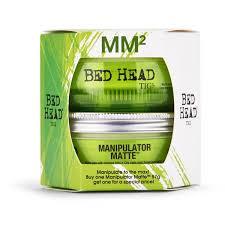 Bed Head Matte Separation Tigi Bed Head Manipulator Matte Wax Duo 2 X 57g Free Shipping