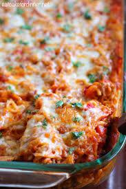 baked tex mex spaghetti the recipe critic