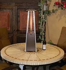 46000 Btu Propane Patio Heater Vandue Corporation Modern Home Portable Glass Tube 10 000 Btu