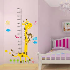 baby boy nursery decor uk will need to do this with uk hat and sticker for kidu0027s bedroom cartoon animals height chart 60cm180cm nursery wall decal decor removable wallpaper mural amazoncouk kitchen u0026 home