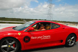 first ferrari exotic rides mexico