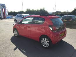 second hand peugeot 108 for sale used 2014 peugeot 108 active top 5dr for sale in ryde isle of