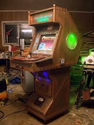 how to make an arcade cabinet playable arcade cabinet made of craziest gadgets