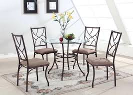 Glass Dining Sets 4 Chairs Glass Table Set Go Dining Sets Dining Table And Chairs Sale