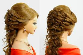 urban wedding hairstyles wedding prom updo hairstyle for long hair