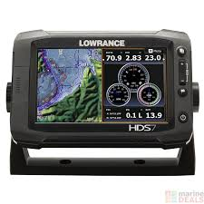 buy lowrance hds 7 gen2 touch fishfinder chartplotter custom