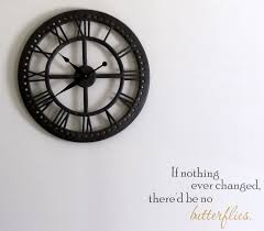 cool wall clocks for guys clock target wall clocks black oversized