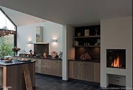 cuisine chaleureuse une cuisine ouverte et chaleureuse inside home concept côté maison
