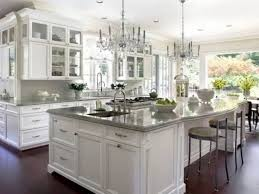 Traditional White Kitchens - fabulous kitchen ideas with white cabinets pictures of kitchens