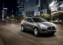 maserati suv maserati levante suv production starting in 2015