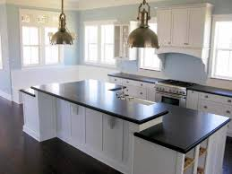 Kitchen Cabinet And Countertop Ideas Modern Kitchen Cabinets With Black Countertops Caruba Info