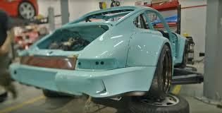 porsche widebody rwb rwb porsche 911 964 hong kong build damnedwerk