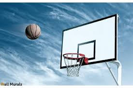 mural basketball backboard wall mural basketball backboard