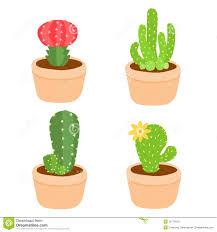 in pot cactus clipart explore pictures