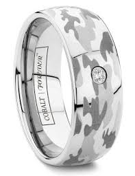 camo wedding rings for men camo wedding bands for the groom groomsadvice
