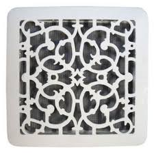 decorative bathroom exhaust fan bathroom fans air king 100 cfm