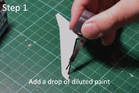 gundam panel lining gunpla u0027s guide to markers and paints from