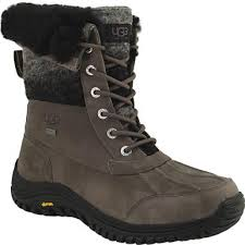 womens work boots australia ugg adirondack ii s winter boots rogan s shoes