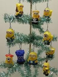 despicable me 2 evil minion ornament evil minions