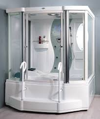 jet tub with shower enclosure showers decoration steam shower enclosure for 2 persons whirlpool massage tub with 6 jets plus hydro jets and
