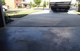 concrete driveway sinking repair concrete driveway repair leveling in oklahoma city ok