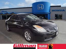 nissan altima coupe mpg used 2008 nissan altima 2 5s in houston at gillman honda houston