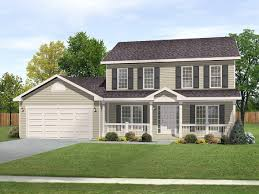 traditional 2 story house plans traditional design with alternate 22083sl architectural