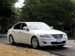 2009 hyundai genesis 3 8 hyundai genesis in sacramento ca for sale used cars on