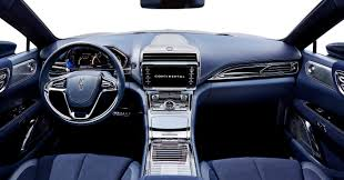 lincoln continental concept archive ford inside news munity