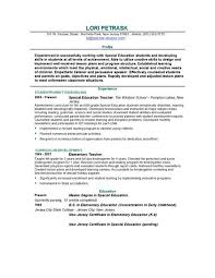 Teacher Resume Templates Word Free Teaching Resume Template Education Resume Templates 25 Best