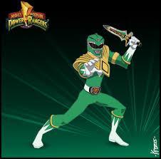 green ranger kristele deviantart