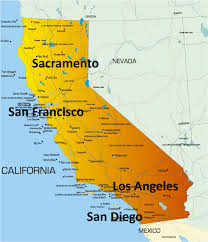 san francisco map of usa san francisco map showing attractions accommodation
