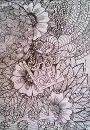 how to make a zendoodle my zen doodle 3 journals atm for my oodles of