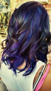 37 best purple hair images on pinterest hairstyles hair and braids