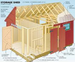How To Build A Large Shed From Scratch by Shed Plans Complete Collection Garden Shed Plans 1 Gb Download