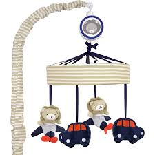 child of mine by carter u0027s transportation musical crib mobile