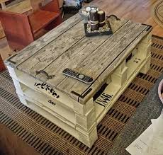 Diy Woodworking Coffee Table by 12 Diy Antique Wood Pallet Coffee Table Ideas Diy And Crafts
