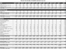 Business Financial Statement Template Excel by Income Projection Spreadsheet