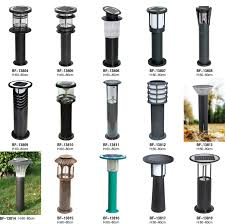 led l post light solar outdoor lights india spurinteractive com