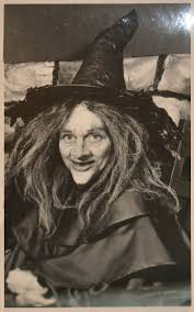 when did halloween start altered photo to make witches of old from halloween forum for
