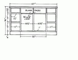 kitchen cabinets standard dimensions gramp us